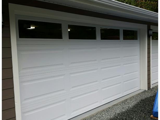 Garage Roll Up Door - 16x7