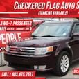 2011 Ford Flex SEL AWD-DVD-LEATHER-ROOF-7 PSNGR