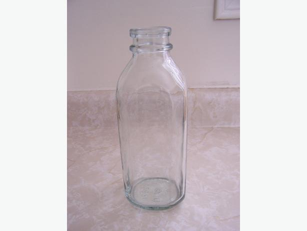 Vintage Milk Bottle