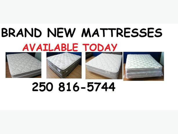 NEED A NEW BED LIKE TODAY? Call 250 816-5744