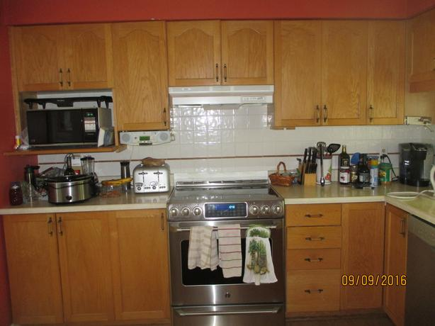 Kitchen Cupbords and drawers.