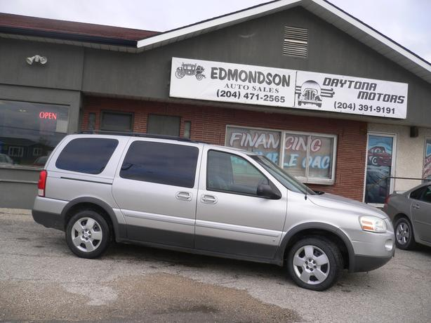 2006 Pontiac Montana SV6 Extended Van