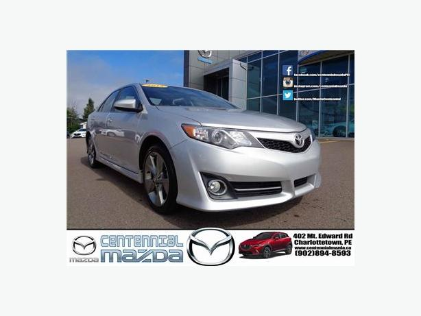 2012 Toyota Camry SE only 21970 km