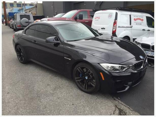 2015 BMW M4 CABRIOLET - 17,000 KM, DCT, LEASE OPTIONS