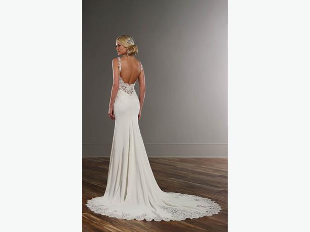Elegant Martina Liana Bridal Gown for Sale