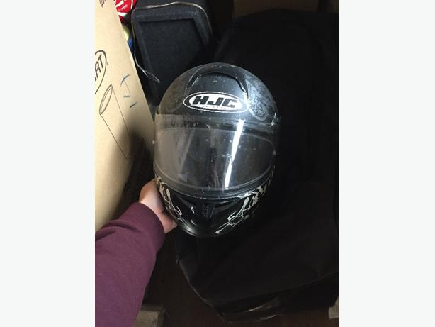 used street bike gear