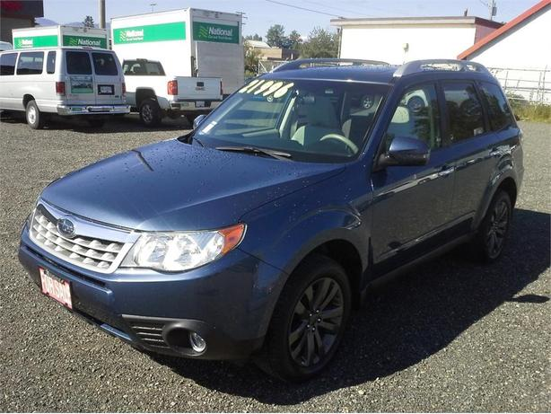 2013 Subaru Forester Touring AWD 2.5