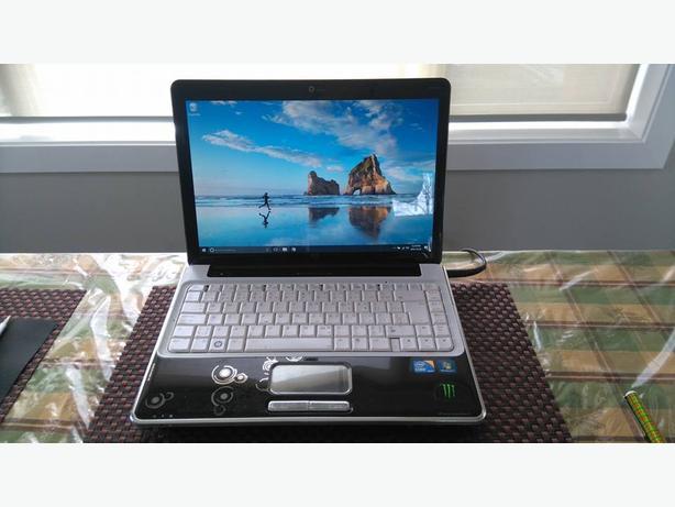 "HP 14"" Gaming i3 4GB ram 500GB HDD 1723MB Graphic"