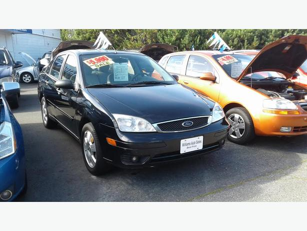 2007 Ford Focus 2.2 L 5SPD Williams Auto 1736 Isl Hwy 778 265 8689