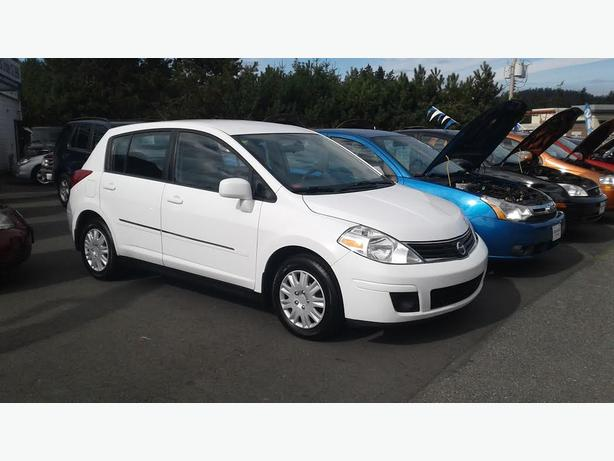 2010 Nissan Versa S 4DR Sedan Williams Auto Colwood 1736 Isl Hwy 778 265 8689