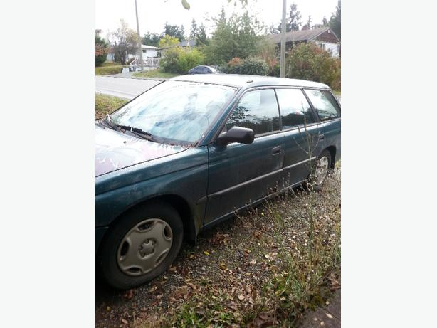 1998 Subaru Legacy for parts