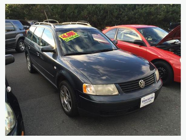 Low Price 2000 VW Passat AWD SW V6 Fully Equipped Williams Colwood 778 265 8689