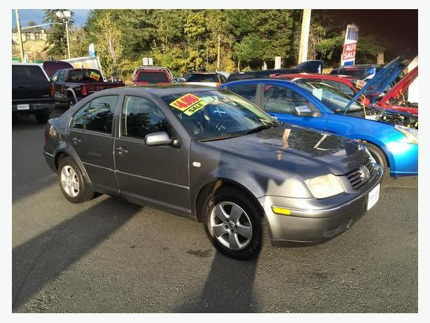 SALE PRICED  2005 VW Jetta GLS 5 spd 178500k Williams Colwood call 78 265 8689