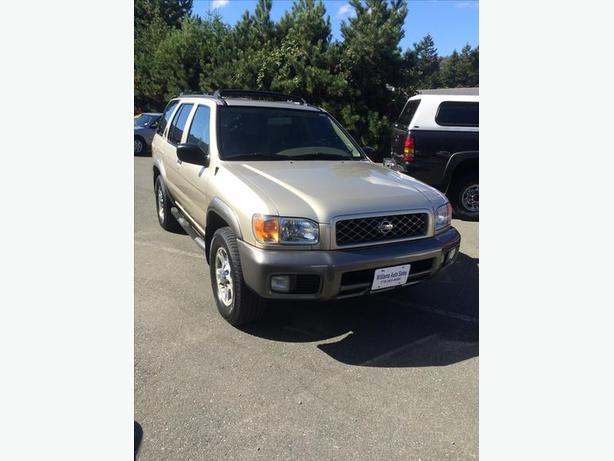 WANTED: 2000 Nissan Pathfinder S.E. Automatic 190k Williams Auto 1736 isl hwy