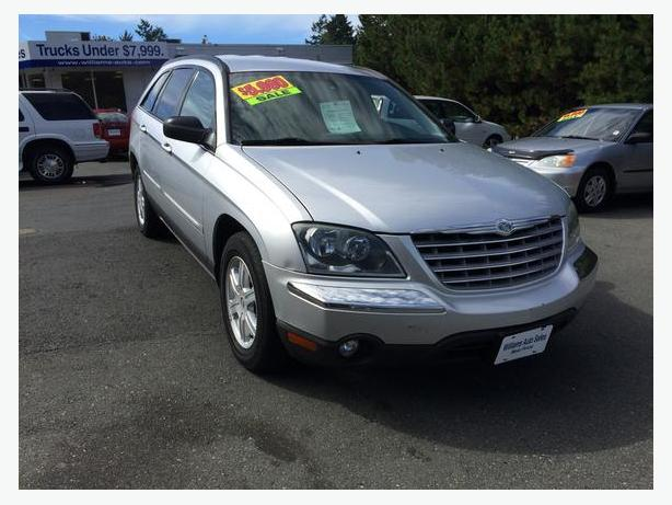 On Sale 2004 Chrysler Pacifica 7 pass  6cyl  Williams Auto Sales 778 265 8698