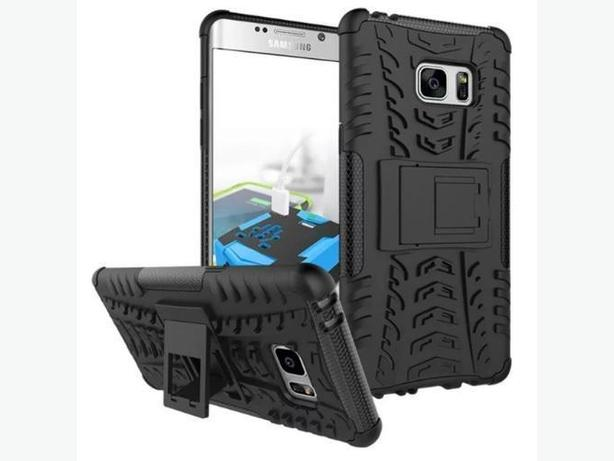 Heavy duty armor hybrid stand case for Samsung Galaxy Note 7