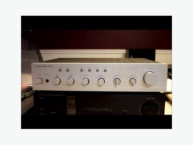 Harmon Kardon PM645vxi IntegratedAmp 60Watts/Ch-Phono MM/MC