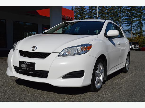 2009 Toyota Matrix XR / LOCAL / LOW KM / 1 OWNER !