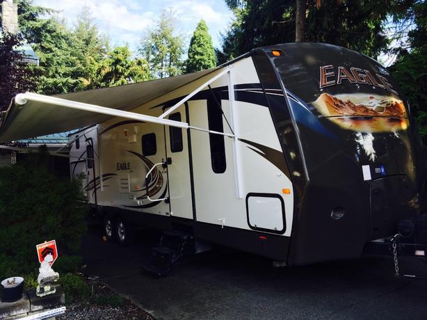 2013 jayco Eagle 31BHDS
