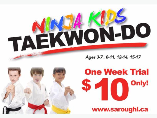 ~~Martial Arts! Kids and Parents will LOVE it~~