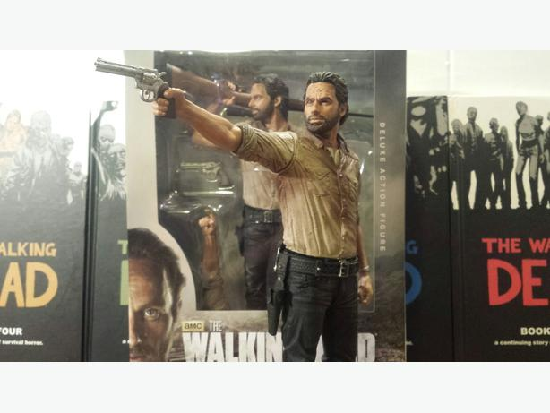 The Walking Dead - Rick Grimes 1/6 scale McFarlane