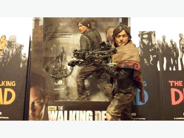 The Walking Dead - Daryl Dixon 1/6 scale McFarlane
