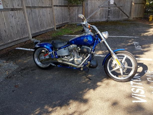 2009 Harley Davidson rocker