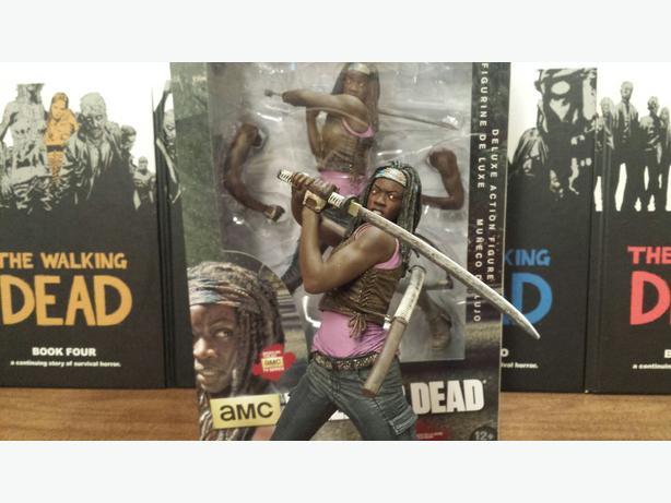 The Walking Dead - Michonne 1/6 scale McFarlane series