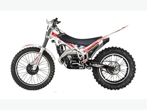 2016 Beta Trials Evo 250 2-stroke