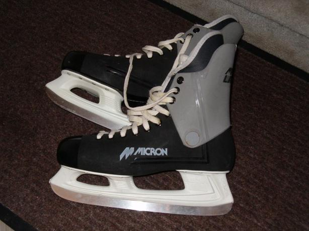men skates , hockey skates , size 10