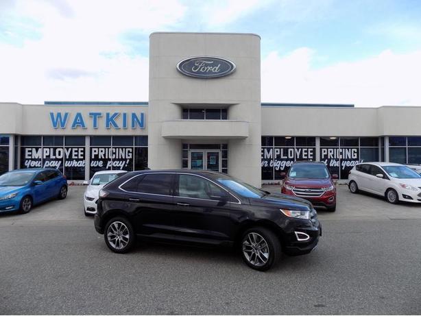 2016 Ford Edge Titanium AQWD - 6Q521