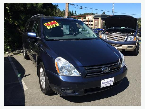 2006 KIA Sedona 3.8 L V/6  Williams Auto Sales 778 265 8689