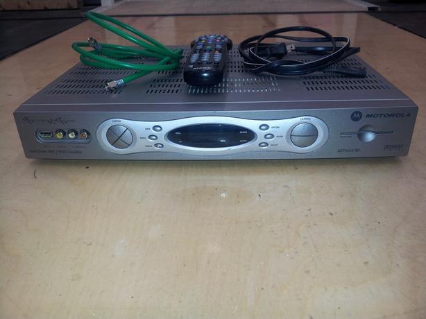 Motorola DCT6412 III PVR
