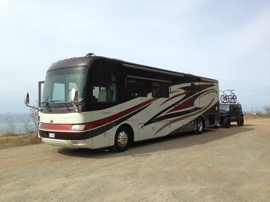Beaver contessa motorhome malahat including shawnigan for West valley motor vehicle