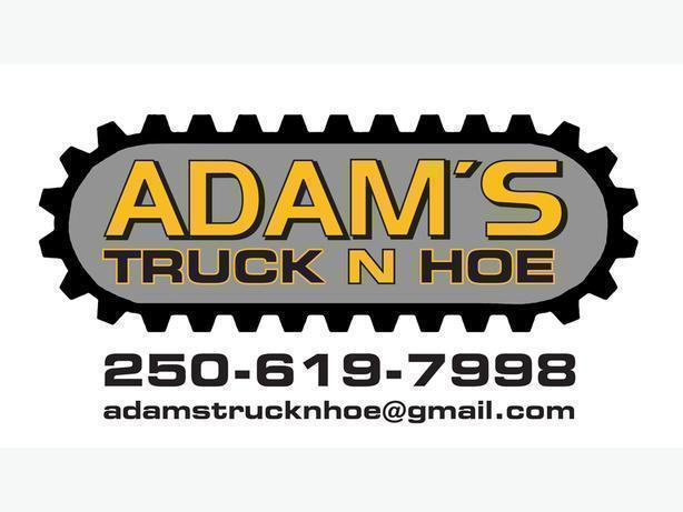 Adams Truck N Hoe Service