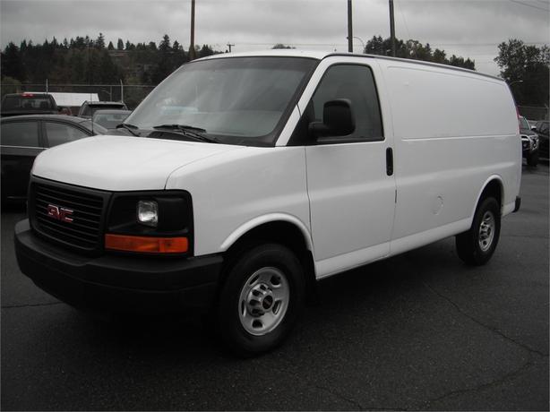 2007 GMC Savana G2500 Cargo Van