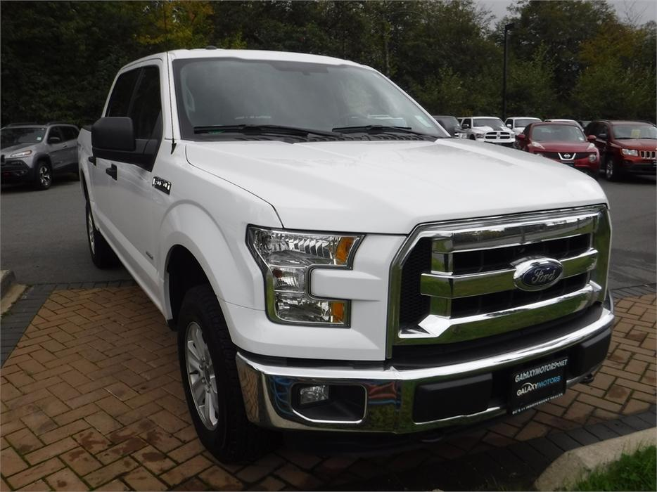 Galaxy Motors Courtenay >> 2016 Ford F-150 XLT Supercrew 3.5L V6 Short Box - 4WD ...