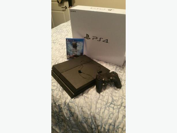 Playstation 4 - Perfect Condition