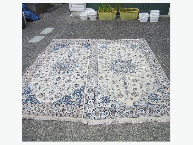 Choice of 2 - 4ft x 7ft Area Rugs
