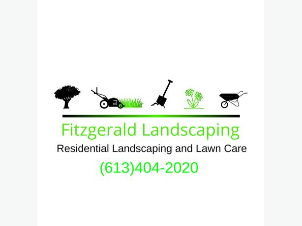 End of Season Grass Cutting $25