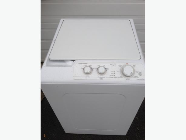 Whirlpool Compact Automatic Washer