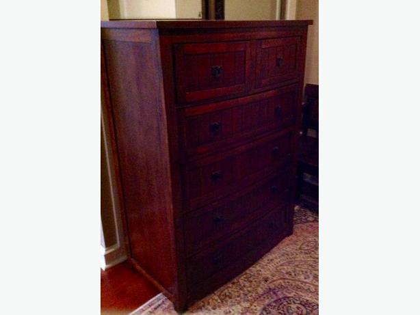 espresso solid wood bedroom furniture victoria city victoria. Black Bedroom Furniture Sets. Home Design Ideas