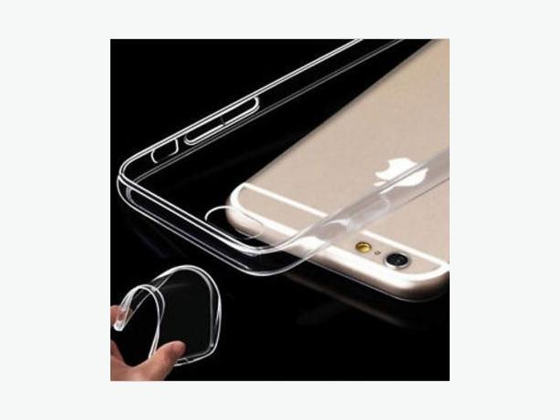 New Clear Soft TPU Back Skin Case Cover for Samsung Galaxy S7