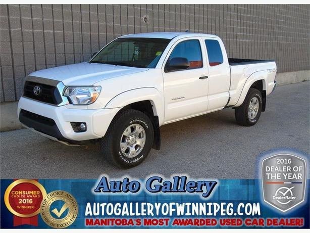 2015 Toyota Tacoma *Low kms!!
