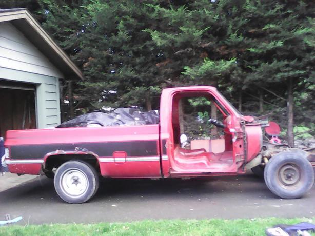 1986 Chevy Silverado