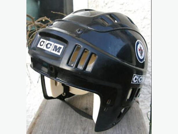 CCM ice hockey helmet - small