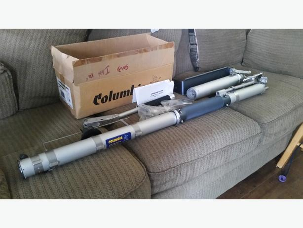New Columbia Automatic taper & loadin pump