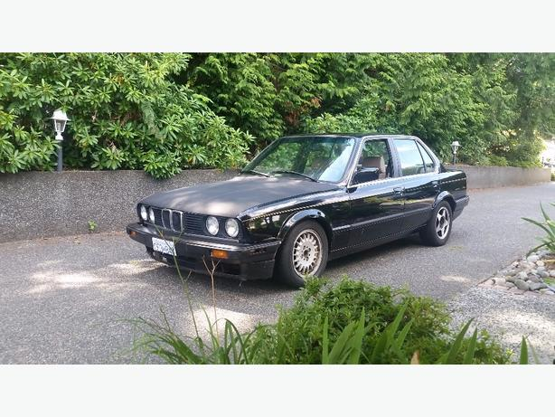 1990 BMW 325i 5-Speed