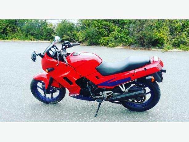 Kawasaki ninja 250 1998