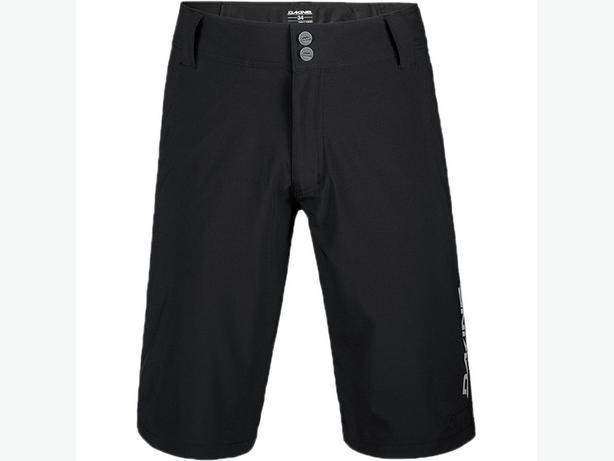 Black Dakine Bike Shorts